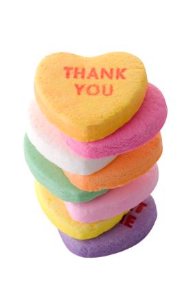 Thank You Valentine
