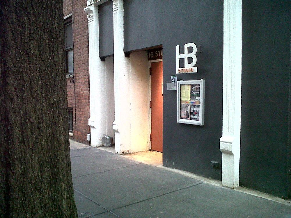 HB Studios NY