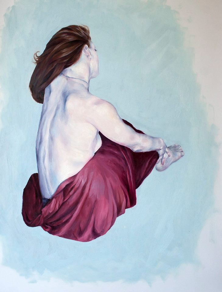 Her Porcelain Skin, Kristy Blackwell