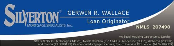 Gerwin Wallace, Silverton Mortgage