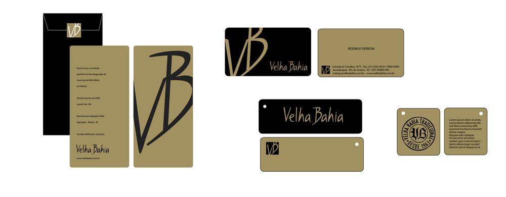 A tradicional loja de móveis Velha Bahia teve sua marca revitalizada e sua programação visual inteiramente repaginada pela Madre.