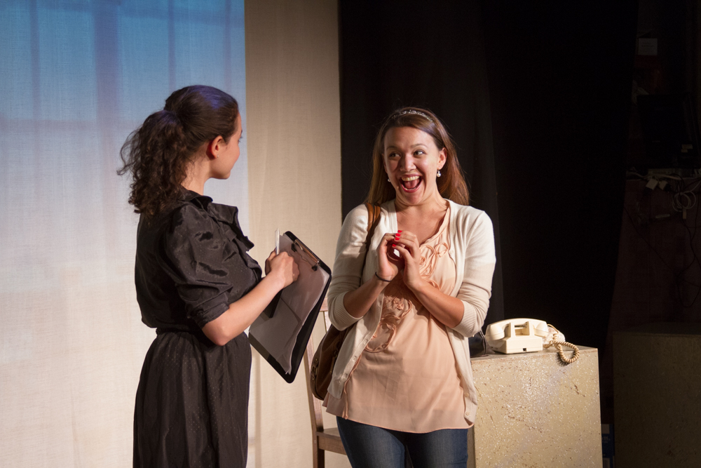 Educational, Career Relevant Summer Jobs are Important for Young Women!  Directed by Daniella Caggiano Featuring Colie McClellan, Arisael Rivera, and Emma Sherr-Ziarko Performed as part of New Perspectives Theatre's Short Play Festival, NYC August 4th-9th 2014