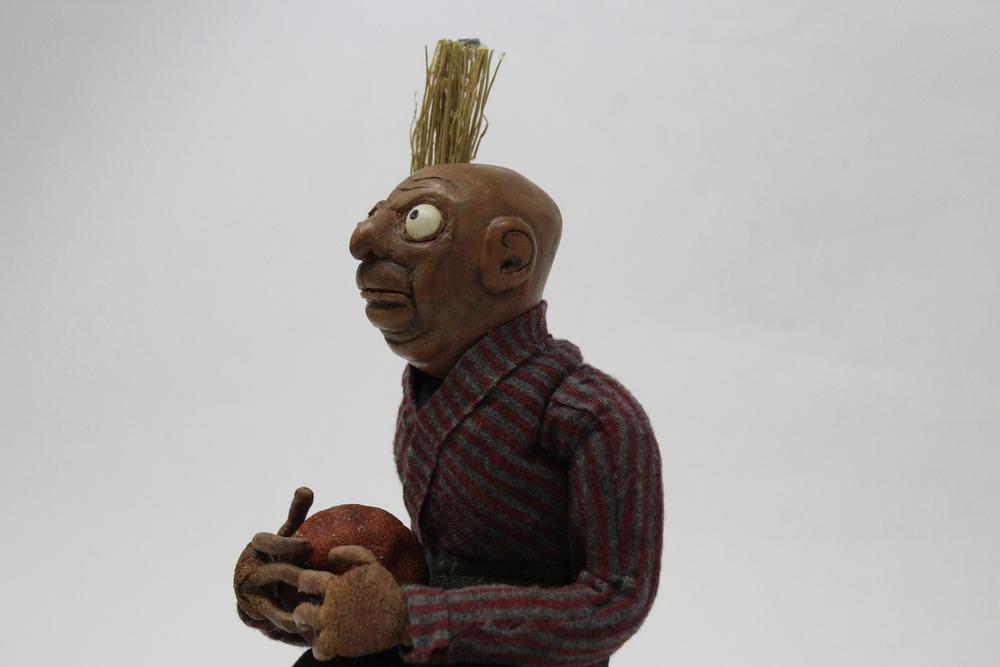 Old Man Final Model.