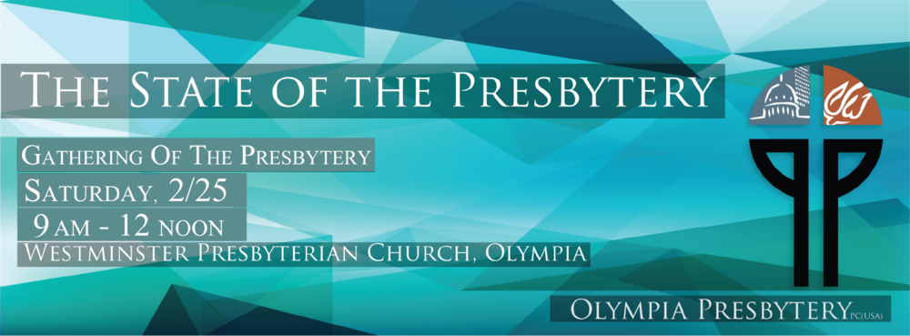 2017 State of the Presbytery