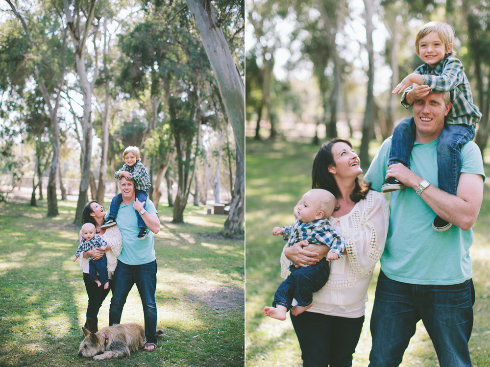 Park Family Session - Paige Lowe Photography