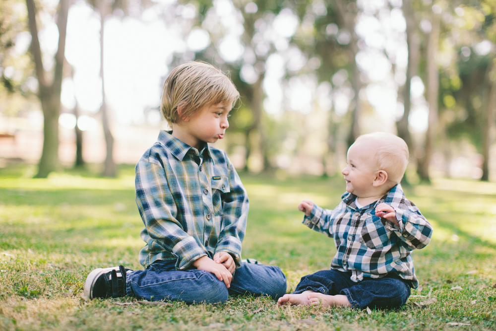 Brothers - Paige Lowe Photography