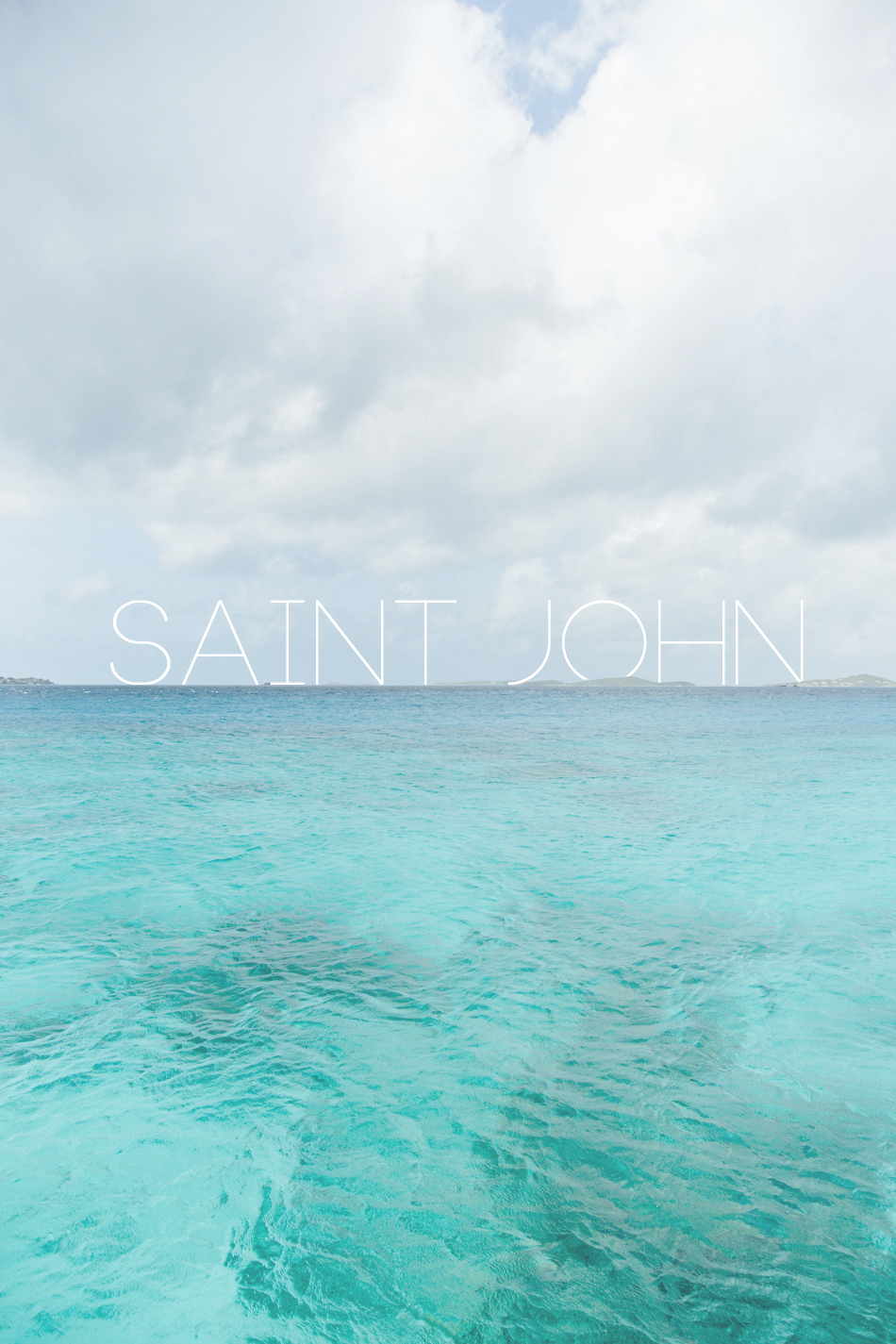 Saint John by Paige Jones