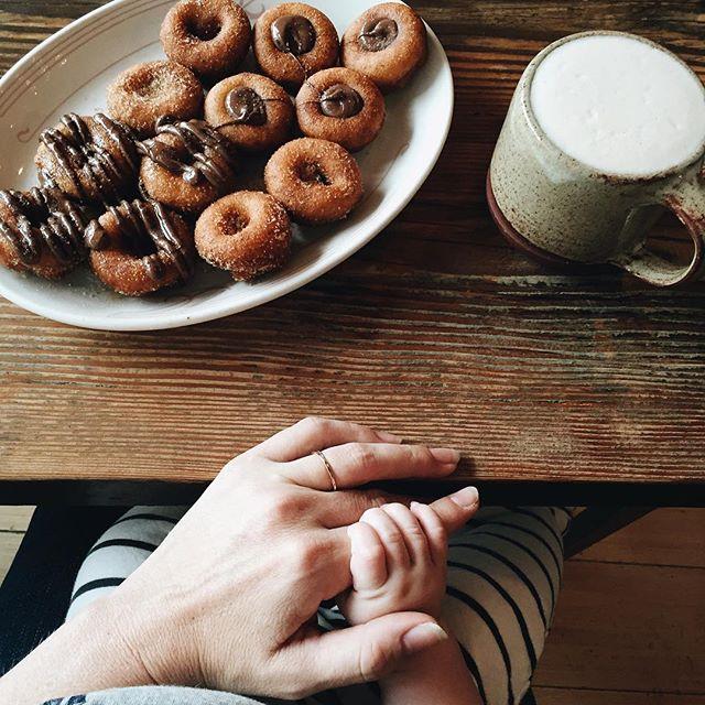Doughnut Date.