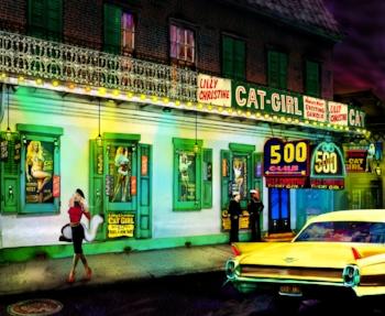 Cat Girl 1962