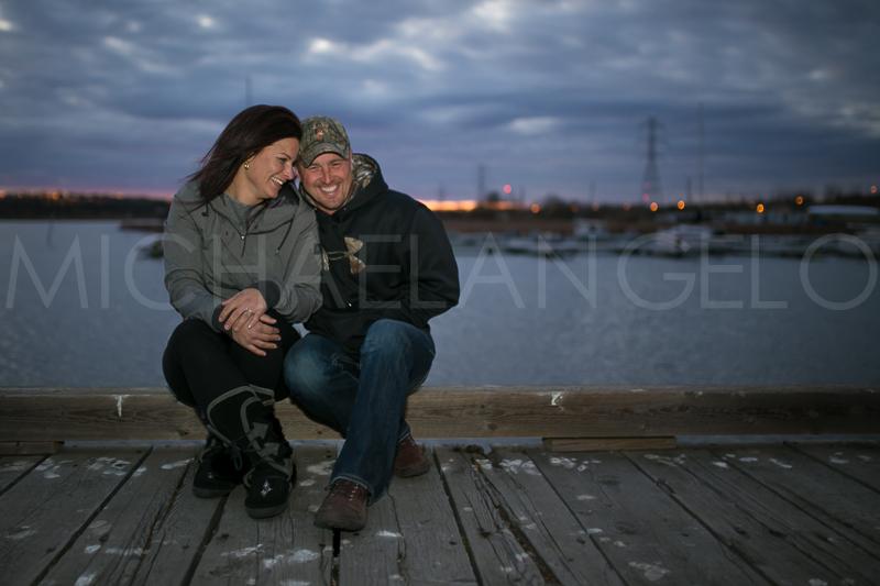 Edmonton Photographer Engagement Sessions