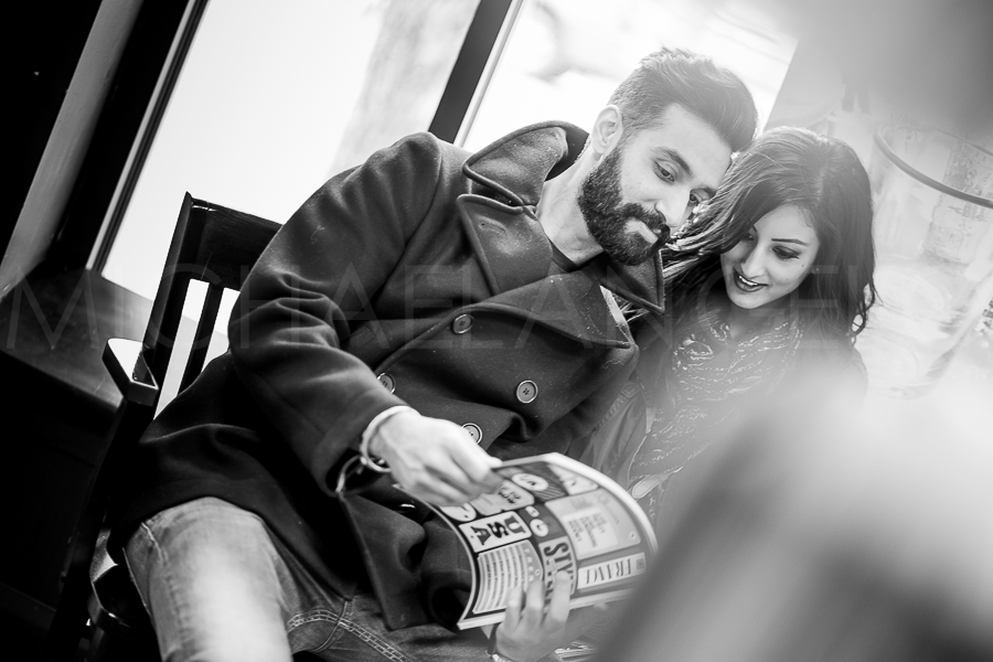 Edmonton Photographer Engagement Sessions