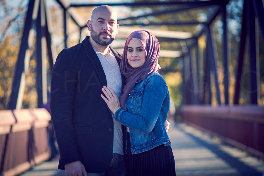 Ali Handous and Hyam Handous looking soooo good together!