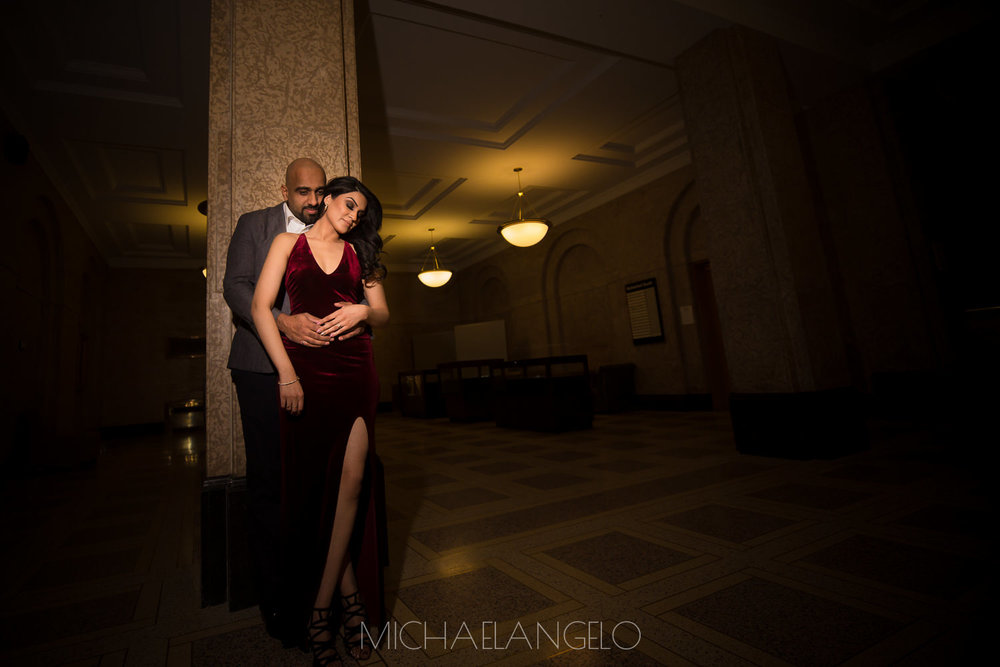 Edmonton-Wedding-Photographer-Sikh-Winter-Engagement-Session-Government-House-Art-Gallery-of-Alberta-University-of-Alberta-Couple-Photoshoot