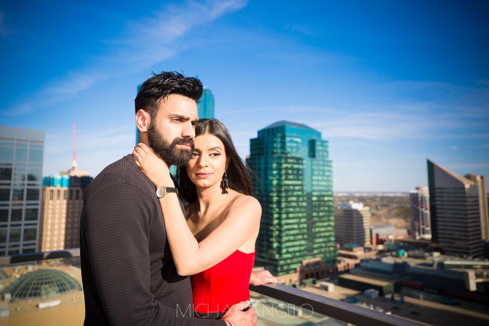 Edmonton-Wedding-Photographer-Sikh-Weddings-East-Indian-Wedding-Engagement-Session-Urban-Edmonton-Downtown
