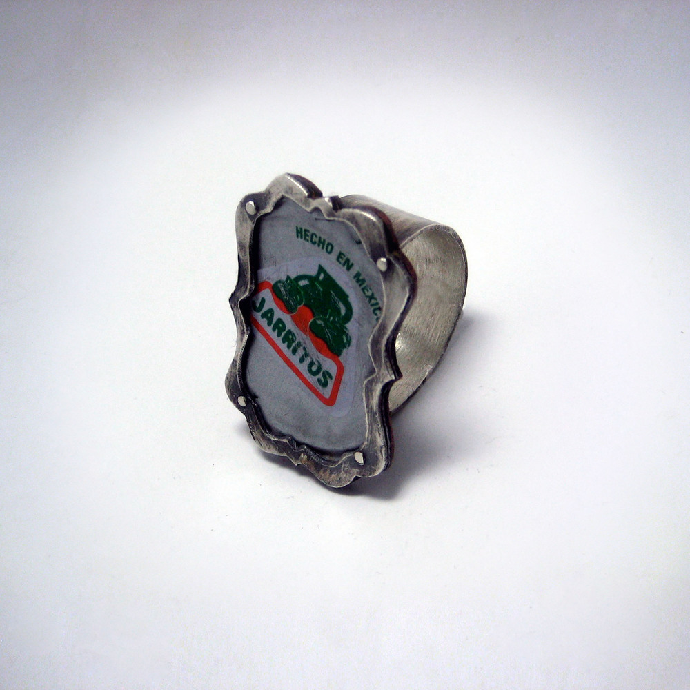 Jarritos Soda Pop Ring