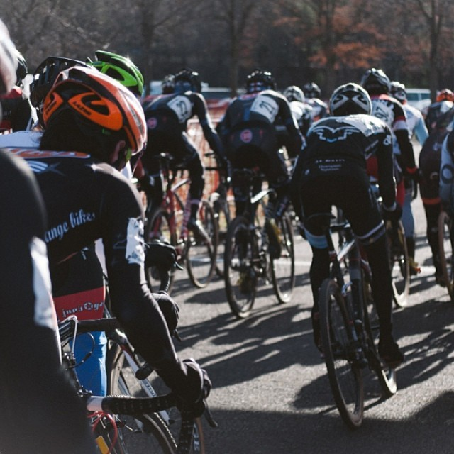 Another shot from Supercross Cup last weekend. More on the blog. #cyclocross #cx