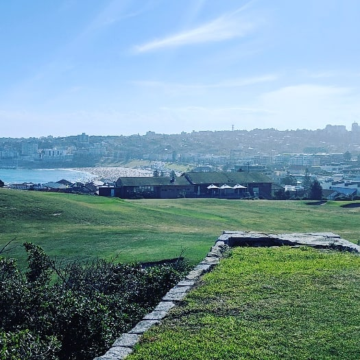 Bondi golf club is an amazing way to spend the day! - - - - - #golf #bondi #australia #sydney #hostellife #livingthedream