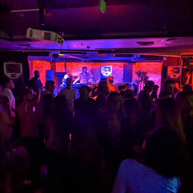 reggaeton nights at jam gallery! Always a great rime! - - - - - #bondi #nightlout #sydney #australia #noahsbackpackers