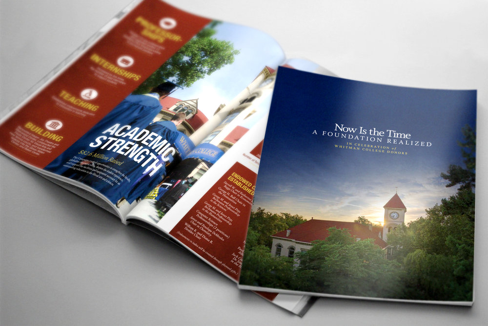 College Campaign Report Campaign report delivers winning news to donors.  View more.