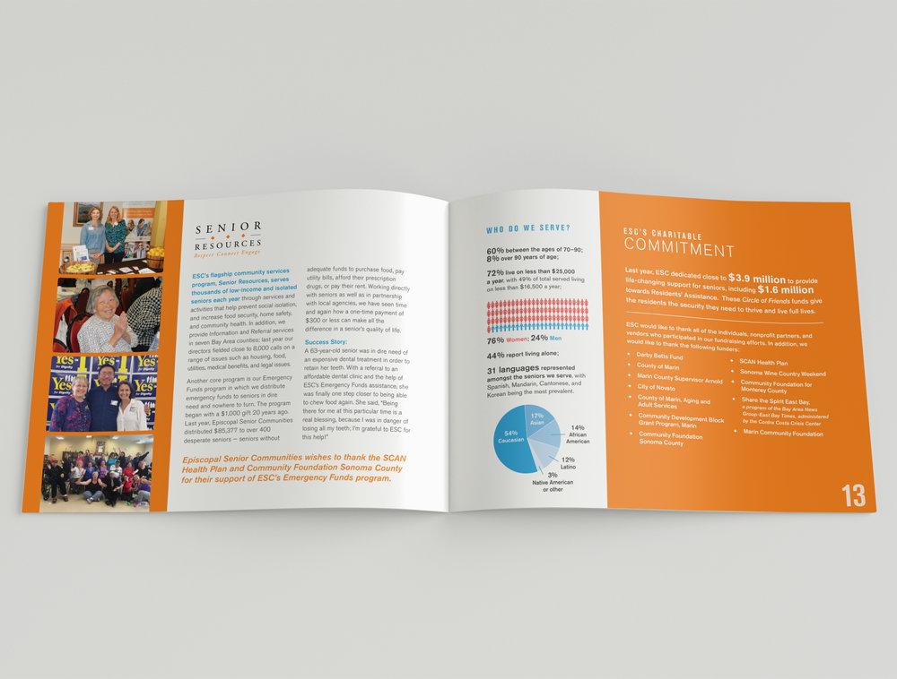 Episcopal Senior Communities Social Accountability Report.