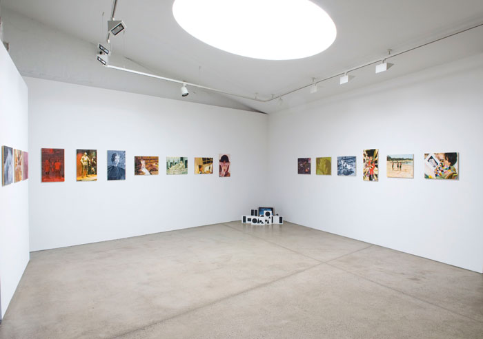 Installation view, The Oracles, Sarah Cottier Gallery, Sydney. Photography by Ashley Barber, Sarah Cottier Gallery.