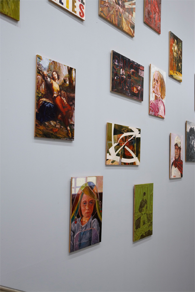 Installation view, PV 10, Museum of Contemporary Art, Sydney, 2010. Photography courtesy MCA, Sydney.