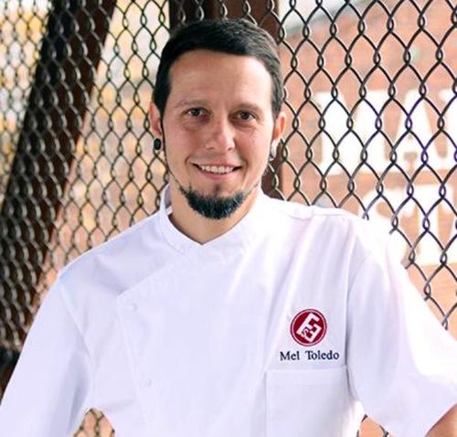 Chef Mel Toledo