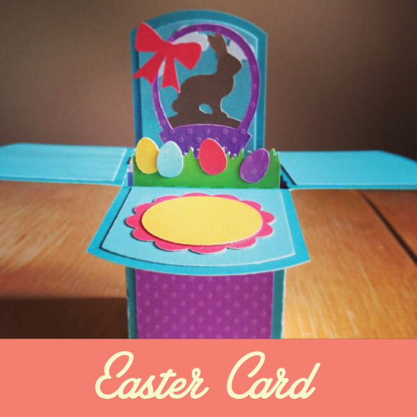 3D Easter Card