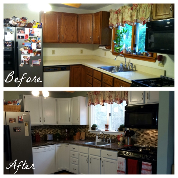 Before-and-after-kitchen-renovation-on-a-budget