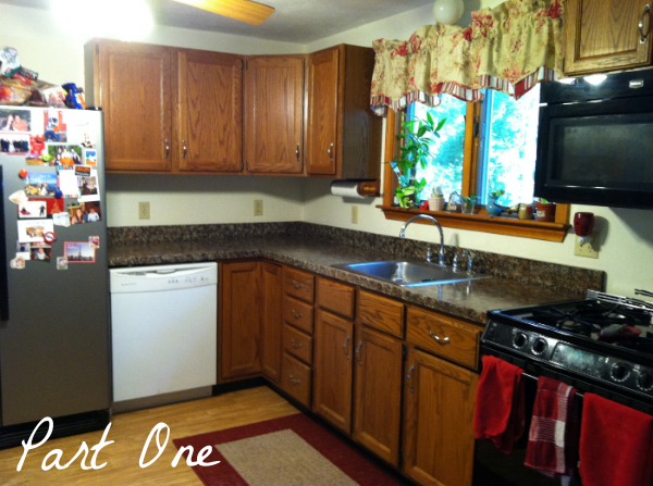 Painted-Granite-Kitchen-Countertops