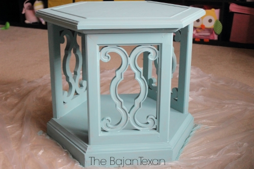 Painting furniture with Annie Sloan Paint by The Bajan Texan
