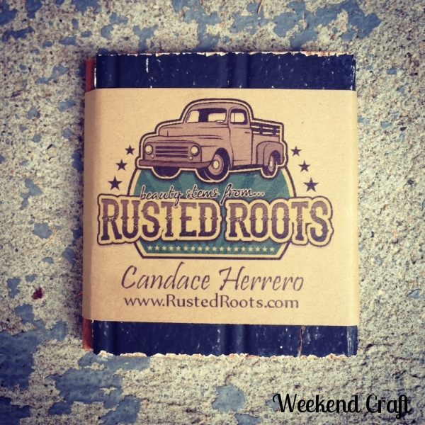 rusted roots business cards