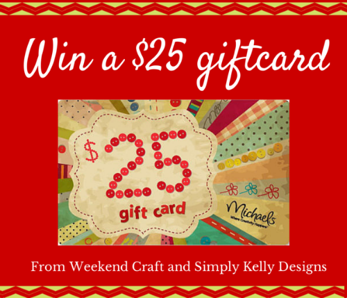 $25 Michael Gift Card Giveaway