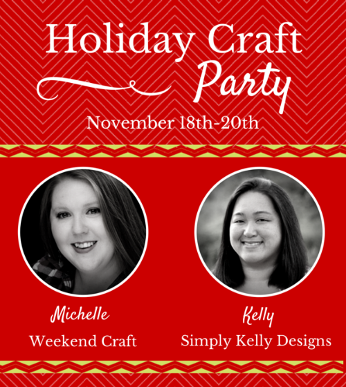 Holiday Craft Party with Simply Kelly Designs
