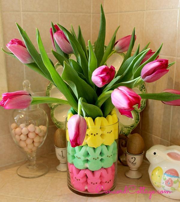 Peeps Vase