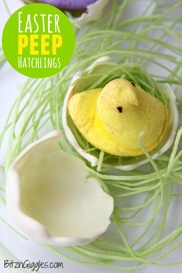 Easter Peep Hatchlings