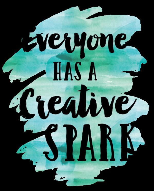 Everyone has a Creative Spark