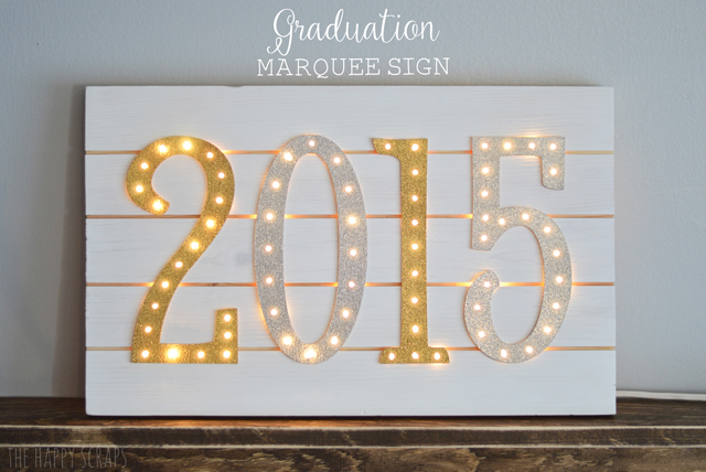 Graduation Marquee Sign