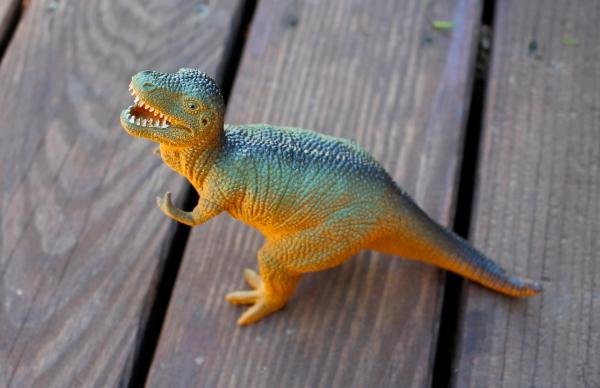 T Rex Dinosaur Toy