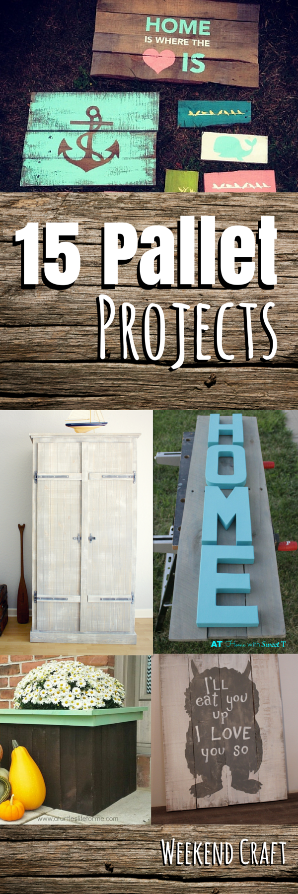 15 Pallet Projects