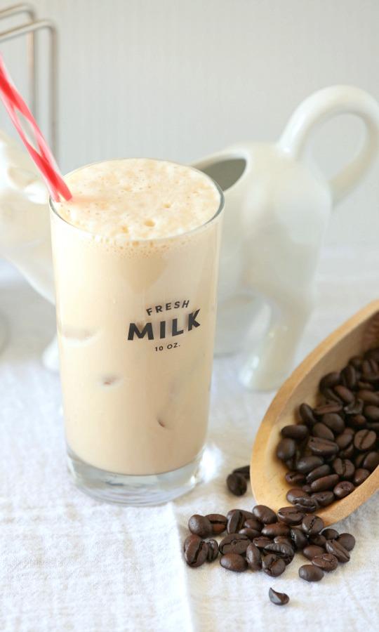 Vanilla Cappuccino Protein Shake