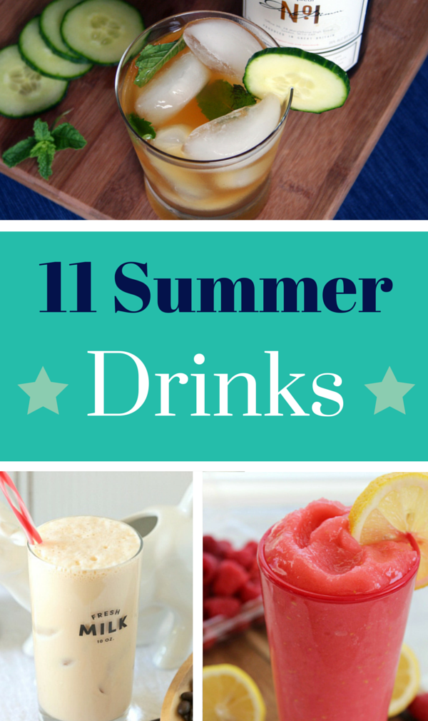 11 Summer drinks