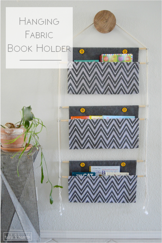Hanging Book Holder
