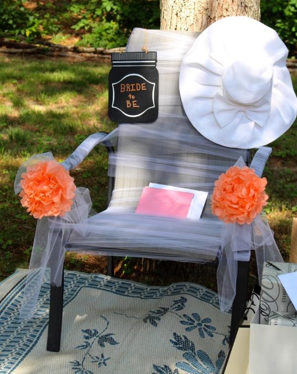 Brides Seat