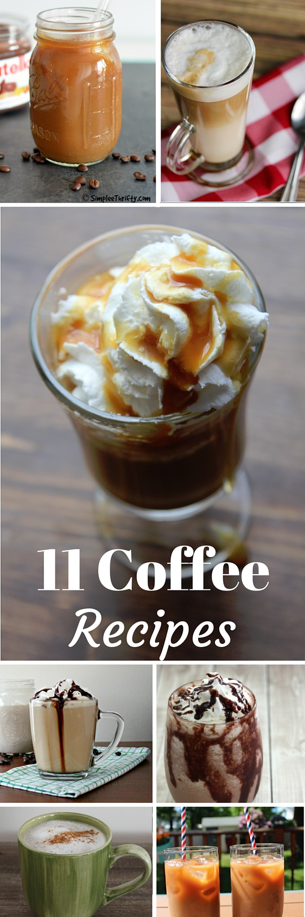 11 Homemade Coffee Recipes