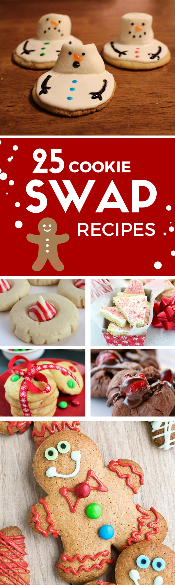 25 Cookie Swap Recipes