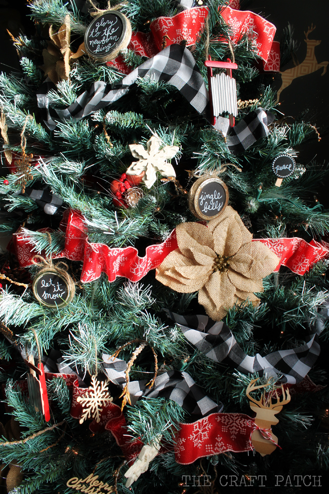 10 Buffalo Check Plaid Christmas Ideas Weekend Craft