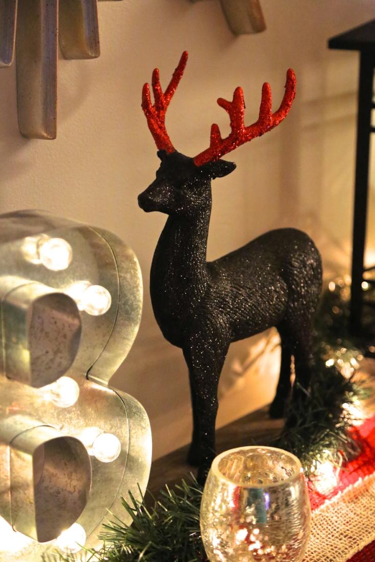Glittery Deer