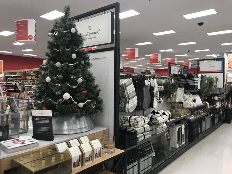 hearth and hand with magnolia at target - Christmas Decorations Target Stores