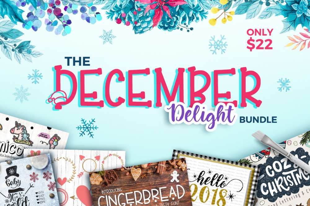 Craft Bundles December
